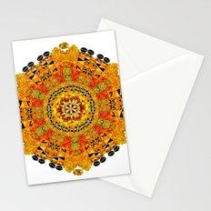 Patterned Sun Stationery Cards