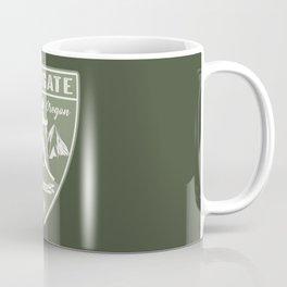 Ski Tollgate Oregon Coffee Mug