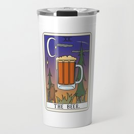 Beer Reading Travel Mug
