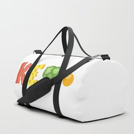 4 Pillars of Ketosis Duffle Bag
