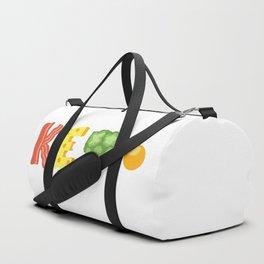 4 Pillars of Ketosis Duffle Bag