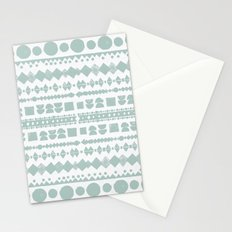 Geometry 6 X Stationery Cards