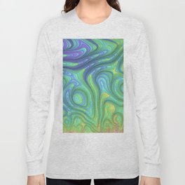 Flow by Amanda Martinson Long Sleeve T-shirt