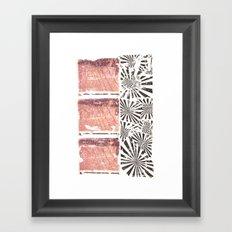 RETRO7 Framed Art Print