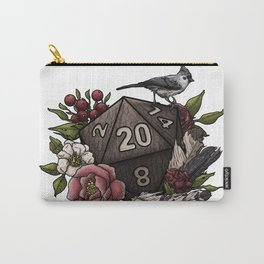 Druid Class D20 - Tabletop Gaming Dice Carry-All Pouch