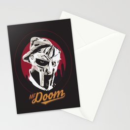 MF Doom  Stationery Cards