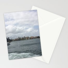 Harbour Bridge and the Opera House Stationery Cards
