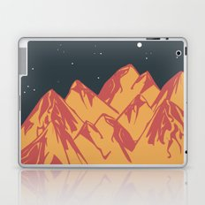 galactic mountains Laptop & iPad Skin