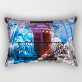 City of Angels - Palermo - Sicily Rectangular Pillow