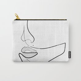 lips. Carry-All Pouch