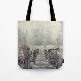 a Bridge to Cross Tote Bag