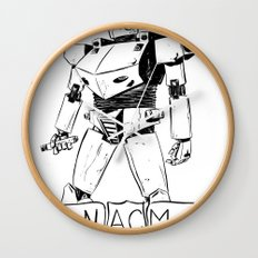 National Advisory Committee for Mecha-Electronics Wall Clock