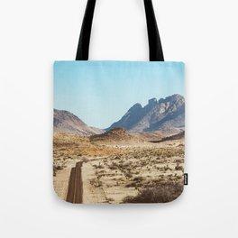 The Lost Highway III Tote Bag