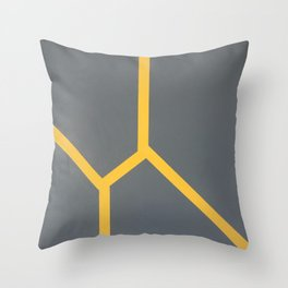 To Bee Or Not Throw Pillow