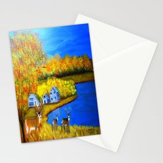 Visiting the farm  Stationery Cards