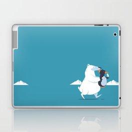 Ice cream time Laptop & iPad Skin