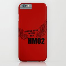 Spread your wings and HM02 Slim Case iPhone 6s