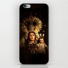 Virgin of Carmel iPhone Skin