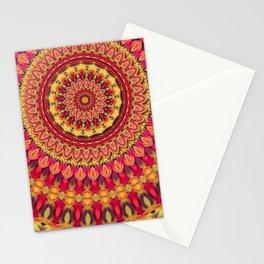 Mandala 307 Stationery Cards