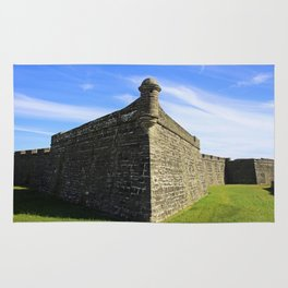 Castillo de San Marcos VII Rug