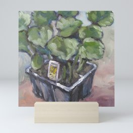 six pack Mini Art Print