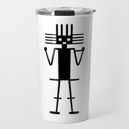 atacama giant geoglyph Travel Mug