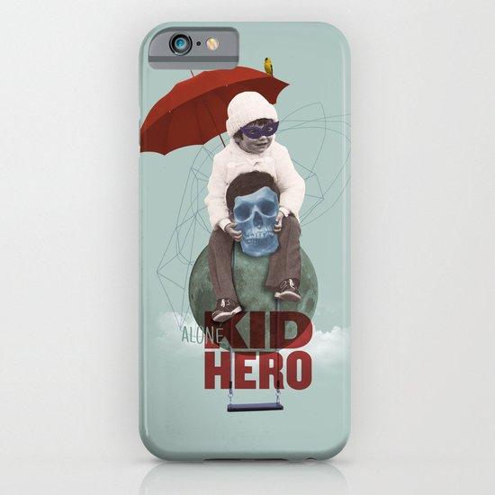 KID HERO iPhone & iPod Case