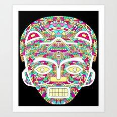 Keeper Art Print