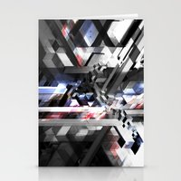 sonic Stationery Cards featuring Sonic by Herwig Scherabon