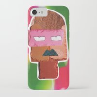 matisse iPhone & iPod Cases featuring Mr. Matisse by Mauricio Cosío