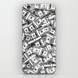 Like a Million Dollars iPhone Skin