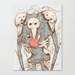 Third Angel Canvas Print