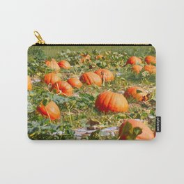 Pumpkins 28 #painting Carry-All Pouch