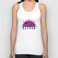 easter Tank Tops featuring Easter by Eric Steltenpohl