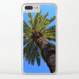 tipical tropical Clear iPhone Case