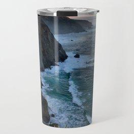 Big Sur Sunrise Travel Mug