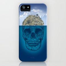 Skull Island iPhone (5, 5s) Slim Case