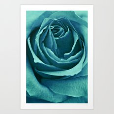 Romance II Art Print