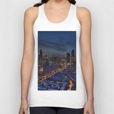 The City Of Big Shoulders Unisex Tank Top