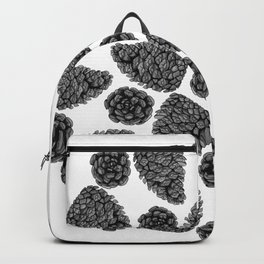 The Art of the Pinecones Backpack