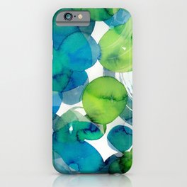 Sea of Glass iPhone Case