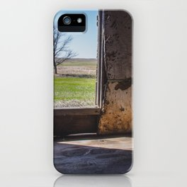 Adam Hoffman Homestead 4 iPhone Case