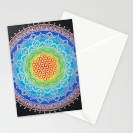 August Returns Stationery Cards