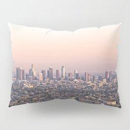 Los Angeles Sunset Pillow Sham