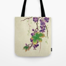 Minhwa : Grapevine Type B (Korean traditional/folk art) Tote Bag