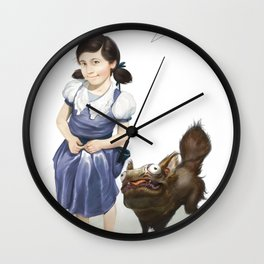 Mommy Can i keep it? Wall Clock