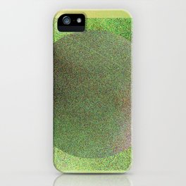 Planetary Fuzz iPhone Case