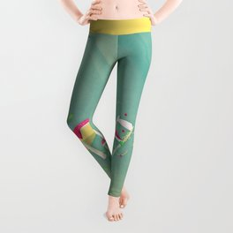 Deliciously al Dente Leggings