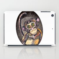 dreamer iPad Cases featuring Dreamer by SilviaGancheva