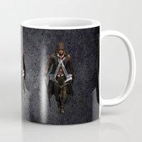 assassins creed Mugs featuring assassins - assassins by alexa